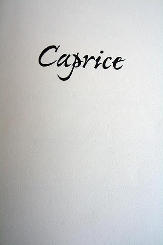 四季飯店 Caprice