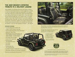 2004 Jeep Wrangler Willys