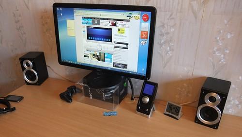 Edifier S530D 2.1 garso sistema (mini apžvalga su video)