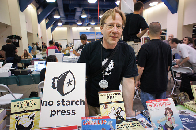 Bill Pollock & No Starch Press