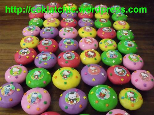Cake Mini Cup Cake Hello Kitty Kayra Coklatchic Cake