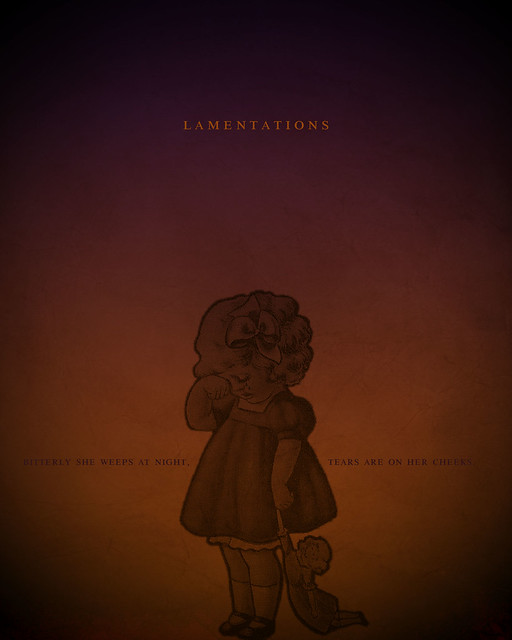 Word: Lamentations