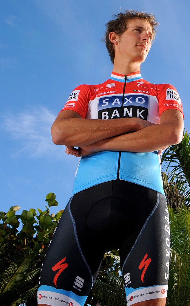 Pictures of Andy Schleck