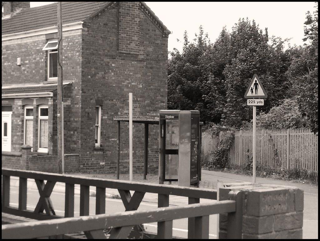 Distressed Street Furniture, Gainsborough