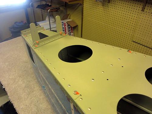 Aft Deck Hardware Complete