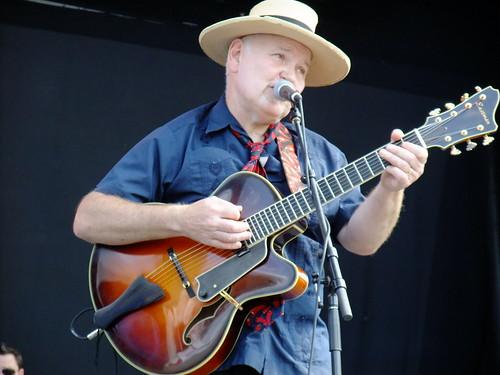 T.J. Wheeler at Ottawa Bluesfest 2010