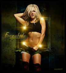 Everybody [ Britney Spears - Mr. JunkieXL ] (Mr.JunkieXL) Tags: blue green simon lights spears remix everybody breathe darin britney curtis junkiexl womanizer onme zanyar rudenko ifuseekamy unusualu