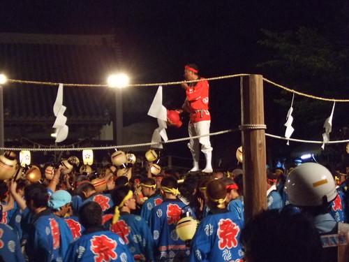 祇園祭 2010 福山 けんか神輿 画像5