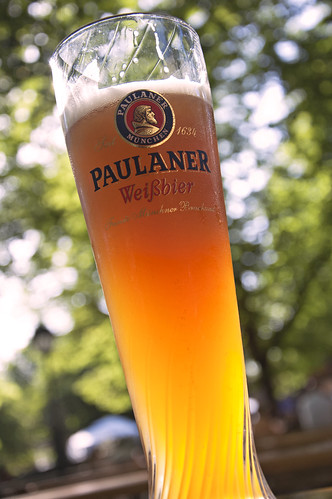Paulaner Beer Garten