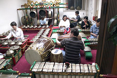gamelan in action