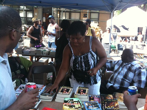 @ the Harlem Book Fair