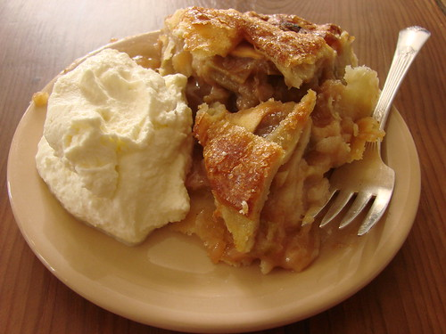 Apple Rhubarb Pie from Four & Twenty Blackbirds
