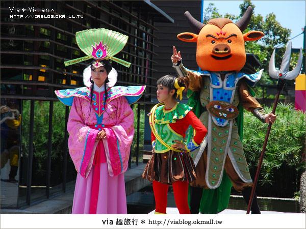 【暑假旅遊】暑假何處去~宜蘭傳統藝術中心勁好玩!31