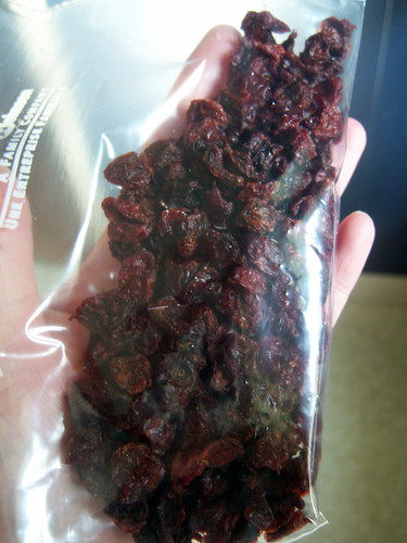 Cherry raisins