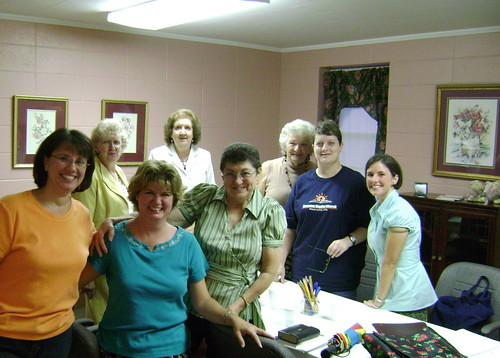 Harmony Baptist Ladie's Bible Study