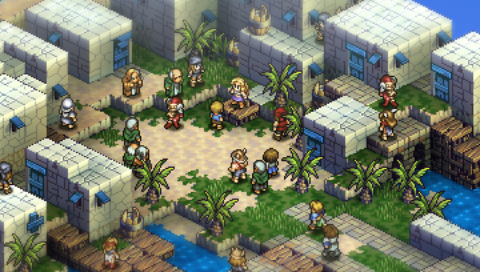 TACTICS OGRE: Let Us Cling Together Is Coming To PSP