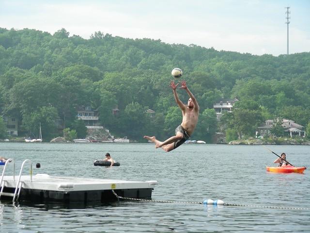 Image of Me at the Lake