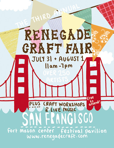 Giant Dwarf + Pollyanna Cowgirl // Renegade Craft Fair