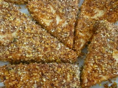 Cornmeal Encrusted Tofu