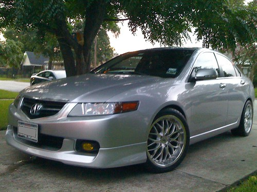 My New HP Design Wheels For My Baby Acura TSX Forum - Acura tsx rims 18