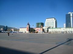 sukbataar square