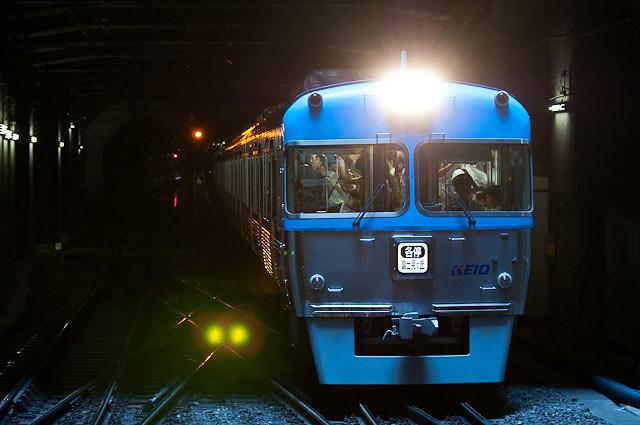 京王電鉄井の頭線3000系 3028F