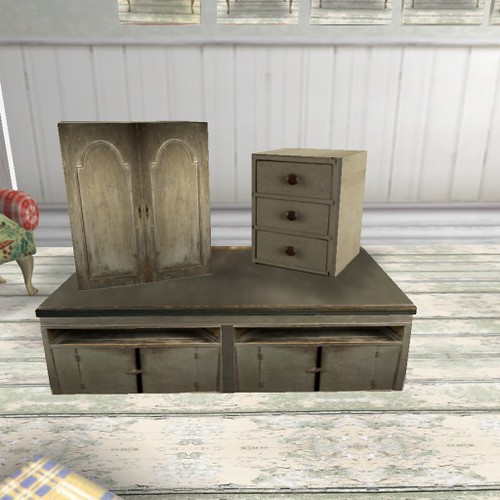 Shabby Chic French Furniture
