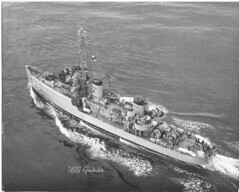 USS Gladiator AM-319 (San Diego Air & Space Museum Archives) Tags: history military ships navy naval uss gladiator minesweeper sdasm ships01501 am319