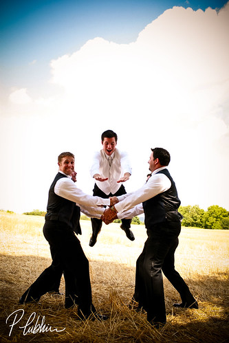my most favorite shot of the groomsmen