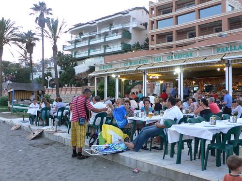 Ir de vacaciones a Fuengirola