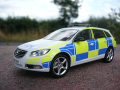 1/43 Code 3 Vauxhall Insignia Police Demo Traffic Car (alan215067code3models) Tags: 143 code 3 vauxhall insignia police demo traffic car emergency 999 omega vectra tvp retirement leaving present gift presentations old new job joke uk british bobby