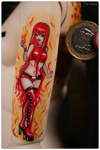 neo tattoo. Tattoo/Neo Girl tattoo
