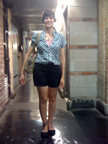 outfit picture in chelsea markets