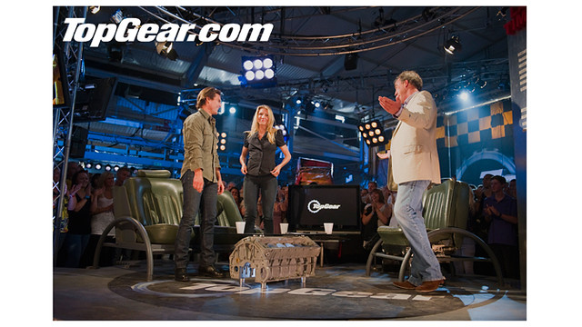 Top Gear episodio con Tom Cruise y Cameron Diaz