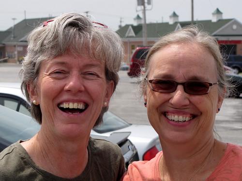 Deb and Me