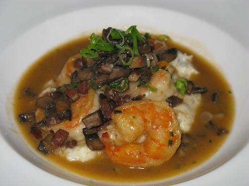 Seersucker's Shrimp & Grits