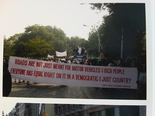 印度收復街道運動
