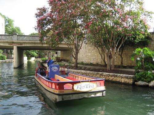 San Antonio- River Taxi