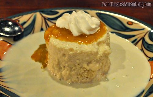 Tres Leches Cake @ Fonda San Miguel ~ Austin, TX