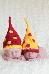 pixie twins ({{Jessica}}) Tags: baby boys twins newborn fraternal 6lb 4lb
