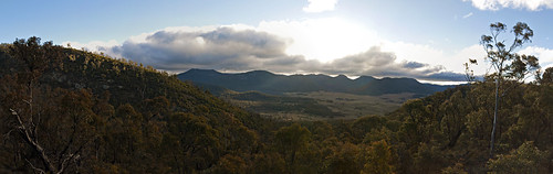 Southern Highlands Panorama