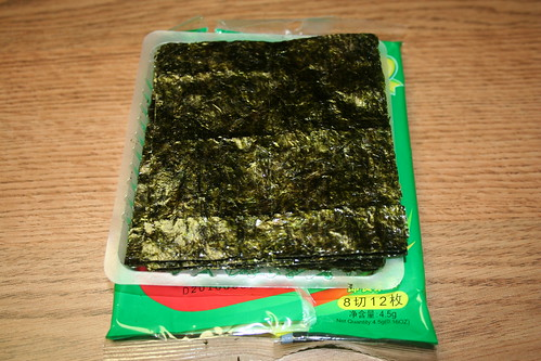 2010-07-29 - Po-Li Seasoned Seaweed - 03 - Sheets