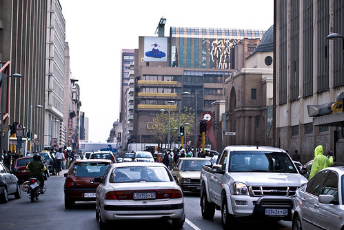 Jozi walkabout