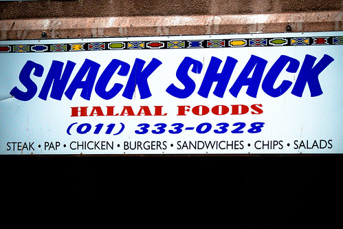 Jozi walkabout - Snack Shack
