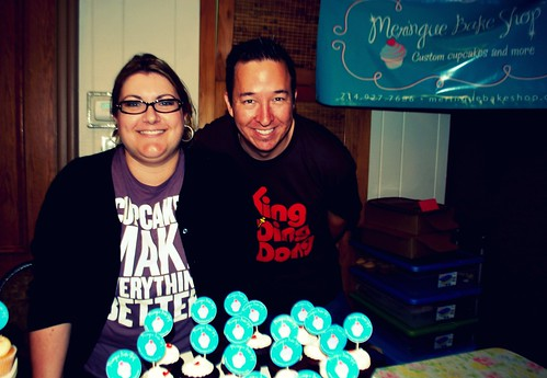 Kristin and Lyle from Meringue Bake Shop