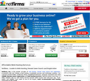 NetFirms Review