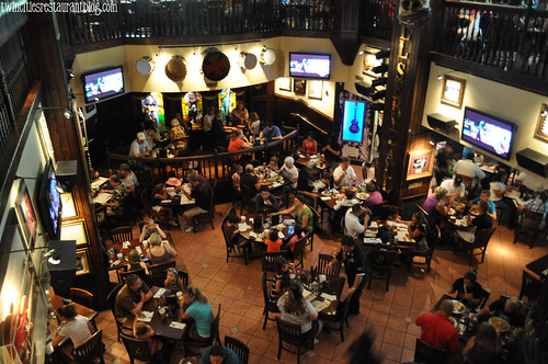 Inside Hard Rock Cafe ~ San Antonio, TX