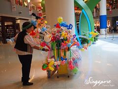 20100718-6 怡豐城 E-P1 (6) (fifi_chiang) Tags: travel singapore olympus shoppingmall ep1 17mm 新加坡 vivocity 怡豐城