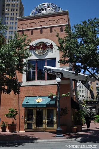 Hard Rock Cafe ~ San Antonio, TX