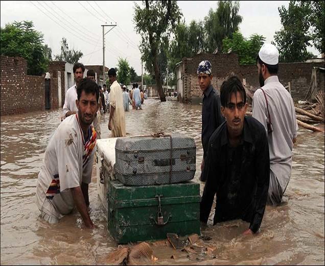 berschwemmung Pakistan August 2010 by CARE Deutschland Luxemburg